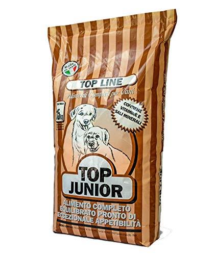 TOP ENERGY - TOP JUNIOR CROCCHETTE CANI CUCCIOLI 15 kilogramm