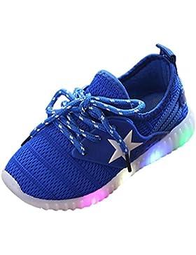 Senwu Kleinkind Baby Mode Turnschuhe Sterne Kinder lässig bunte Schuhe