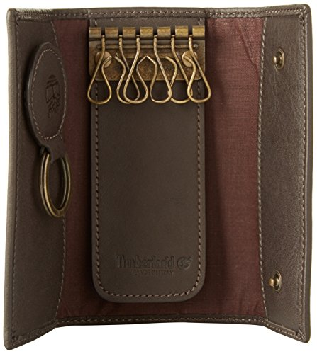 Timberland Unisex Adults    TB0M2997 Money Clips Brown Brown  Cocoa 968