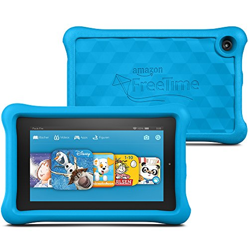 Kindle Fire HD Kids Edition-Tablet