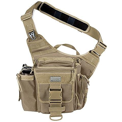 Maxpedition Jumbo Versipack Shoulder Bag - Khaki, 3.5lt