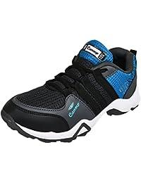 Oricum Men Black-671 Sports Running Shoes