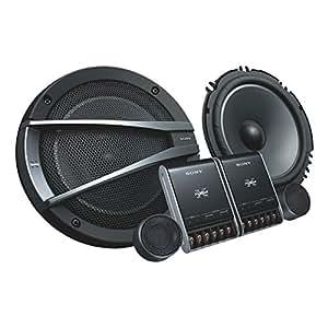sony xsgtx1622s enceintes de voiture gps auto. Black Bedroom Furniture Sets. Home Design Ideas