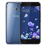"HTC U 11 5.5"" Single SIM 4G 4GB 64GB 3000mAh Silver - Smartphones (14 cm (5.5""), 64 GB, 12 MP, Android, 7.1, Silver)"