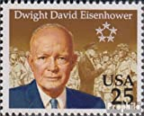 Prophila Collection USA 2113 (kompl.Ausg.) 1990 Dwight D. Eisenhower (Briefmarken für Sammler)
