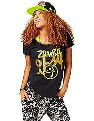 Zumba Fitness Joy Tulip Top Femme