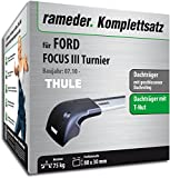 Rameder Komplettsatz, Dachträger WingBar Edge für Ford Focus III Turnier (119031-09157-2)