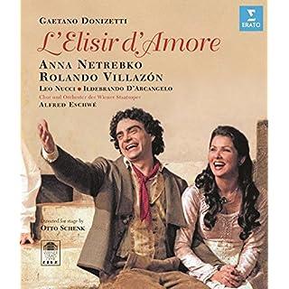 Donizetti: L'Elisir d'amore [Blu-ray] [2015]