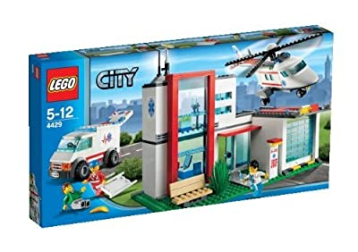LEGO City 4429 - Rescate en Helicóptero por LEGO