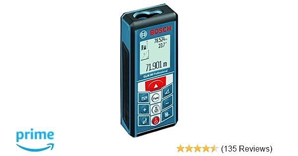 Laser Entfernungsmesser Neigung : Bosch professional laser entfernungsmesser glm m