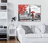FORWALL Bilder London O1 (100cm. x 75cm.) Leinwandbilder Wandbild AMFPP11471O1