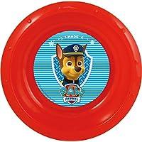 Paw Patrol ST80711 - Piatto Fondo In Plastica