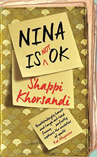 Nina is Not OK by [Khorsandi, Shappi]