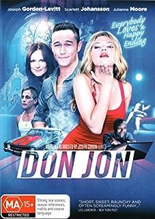 JOSEPH GORDON LEVITT - Don Jon (1 DVD)
