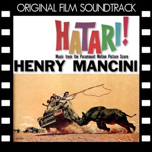 Hatari! (Original Film Soundtrack)