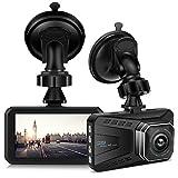 Car Camera Video Recorder,Uniway Dashcam VR15 1080P 3''...
