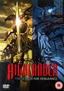 Highlander - Search For Vengeance [2007] [DVD]
