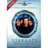 Stargate Kommando SG-1: Season 1