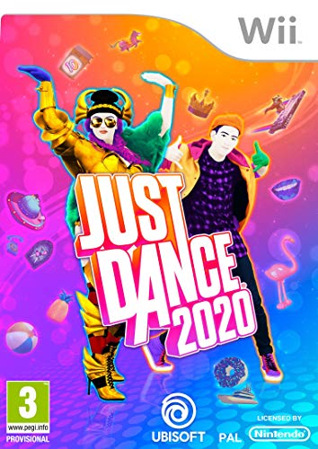 Just Dance 2020 Wii - Nintendo Wii