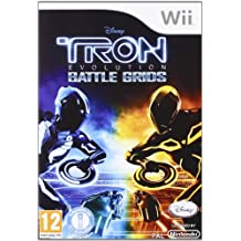 Wii Tron Battle Grid
