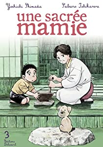 Une sacrée mamie Edition simple Tome 3