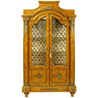 Comparador de precios Casa-Padrino Empire Display Cabinet - Wooden Cabinet - Living Room Cabinet Baroque - precios baratos
