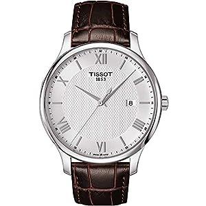 Tissot Tradition – Reloj (Reloj de Pulsera, Masculino, Acero Inoxidable,