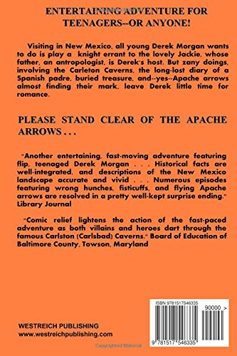 Please Stand Clear Of The Apache Arrows