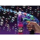 Orange Idea LED Bubble Gun