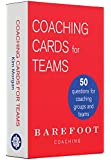 Coaching Cards for Teams (Barefoot Coaching Cards)