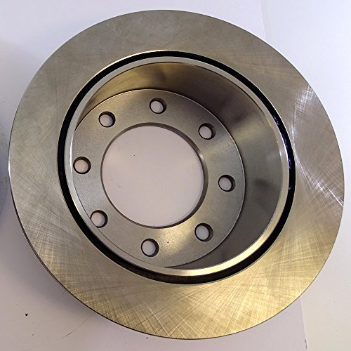 Bremsscheibe Rotor hinten 55057Jason -