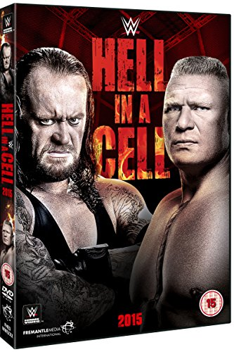 WWE: Hell In A Cell 2015 [DVD] [UK Import]