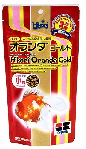 Hikari Oranda Gold Pellets 100g 1