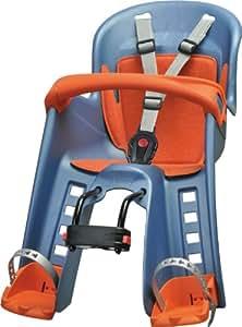 Polisport Kinder Fahrrad-Kindersitz, blau, 61009700