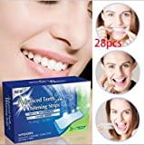 World 2 home28 PCS Professional Home Teeth Whitening pills Strips Tooth Bleaching Whiter
