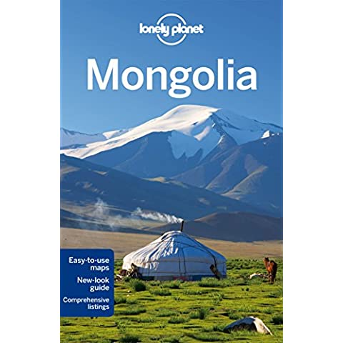 Mongolia (Lonely Planet Mongolia)