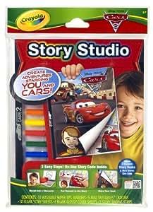 Crayola Story Studio - Cars 2 by Vivid Imaginations