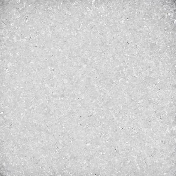 Glassteine 2-4 mm natur 1 Kg Glassplitt 1Kg = 3,25EUR Glasgranulat Eurosand