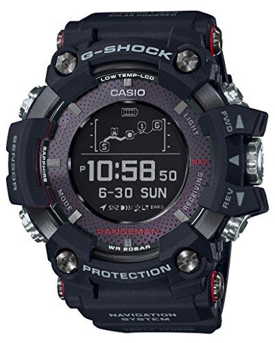 Casio G-Shock Rangeman Solar-Assisted GPS navegación gpr-b1000-1JR para Hombre Hecho en Japón...