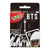 Mattel Games Uno BTS, Gioco di Carte del Gruppo Musicale Coreano (GDG35)