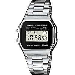 Montre Homme Casio Collection A158WEA-1EF