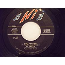 Al Green 45 RPM Full of Fire / Could I Be the One