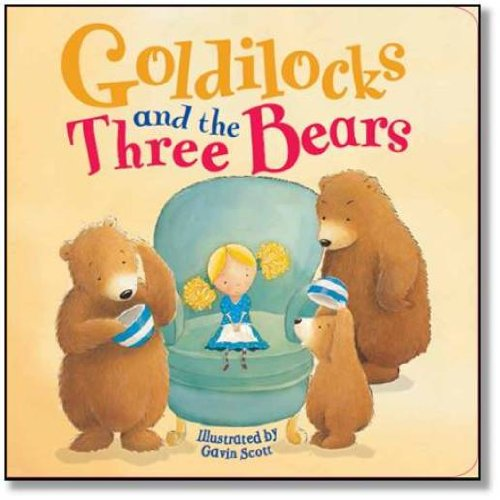 Goldilocks and the Three Bears (Fairytale Boards)