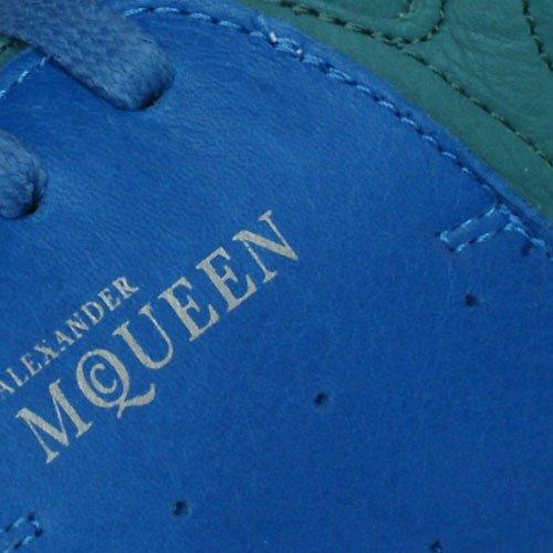 Puma Alexander McQueen Summer Joust Herren Turnschuhe Blue