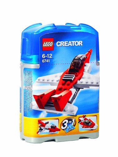 LEGO-Creator-6741-Mini-Jet