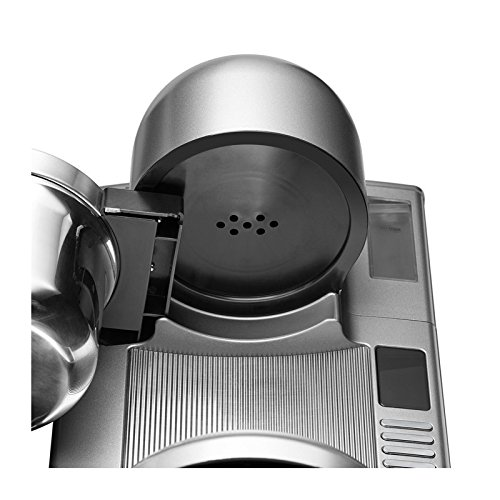 KitchenAid 5KCM0802EAC Macchina per caffè Crema, Plastica