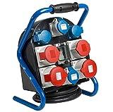 as - Schwabe 60901 Stromverteiler FLEXY 2, 2m H07RN-F 5G4