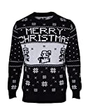 Nintendo - Super Mario Black X-mas - Sweater
