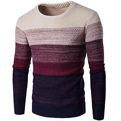 Suéter casual con cuello