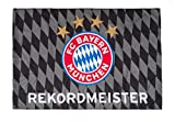 FC Bayern München Fahne/Flagge * Rekordmeister * 150 x 100 cm